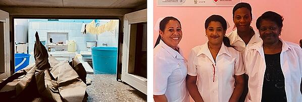 Cuba Health Facility and Health Professionals