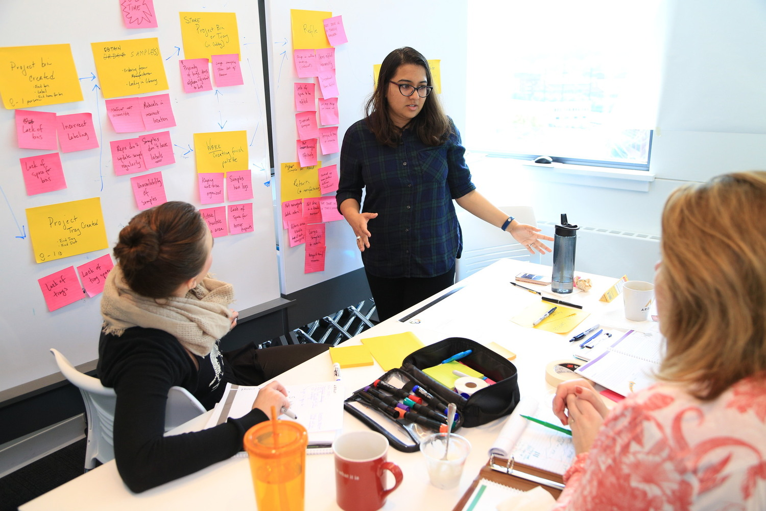 Lean Practitioner Taining: Improving the Way We Deliver Projects