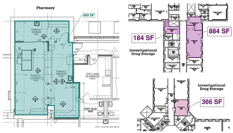 Pharmacy Floorplan Array Architects